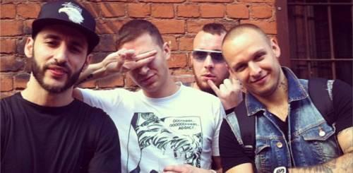 L'One, Oxxxymiron, СД и St1m на одном фото